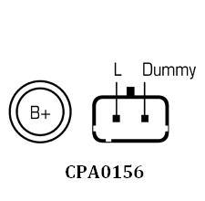Alternator PLUG